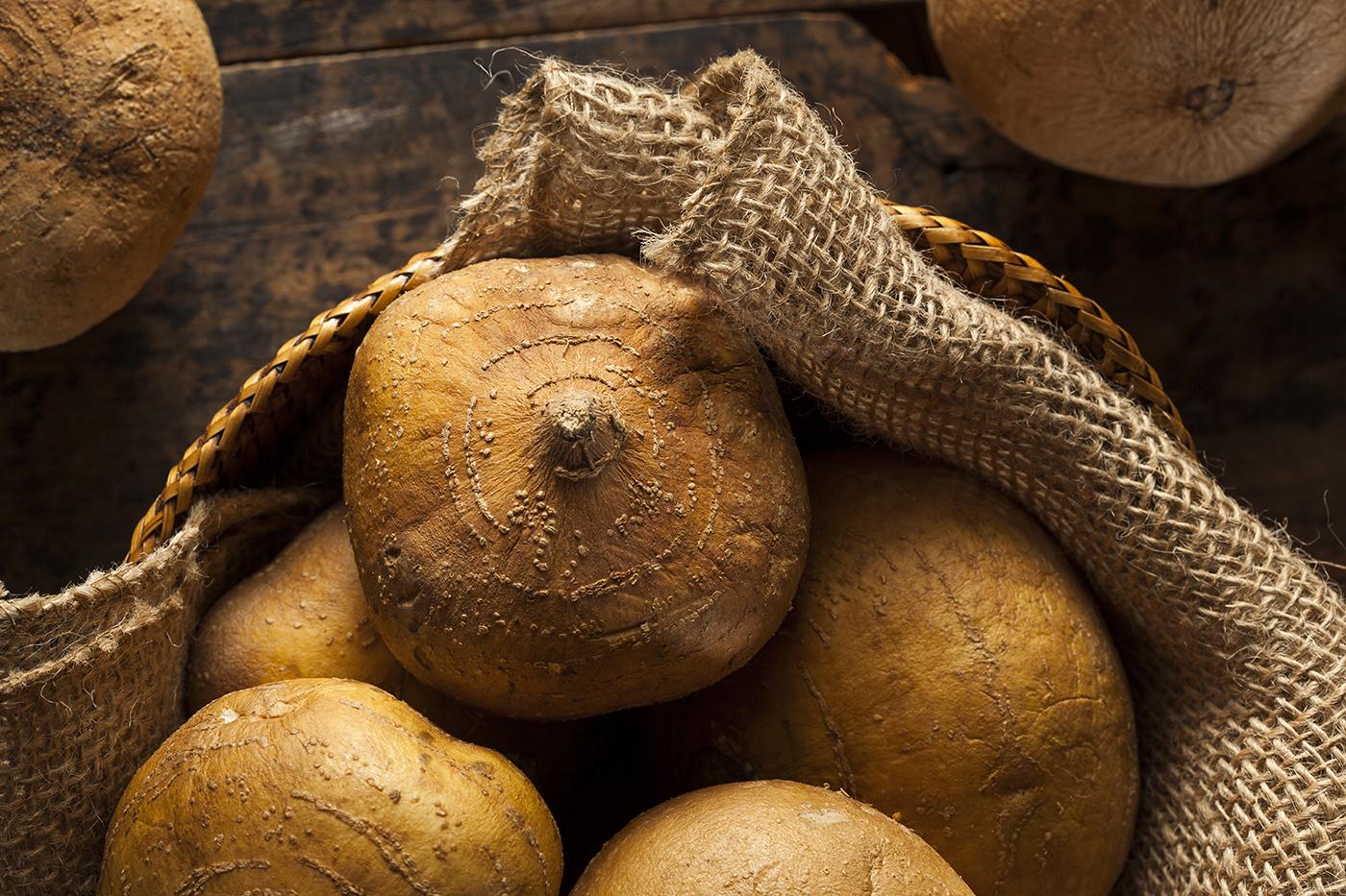 Raw Organic Brown Jicama