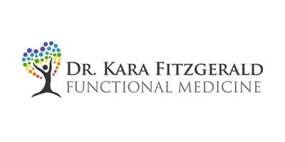 Dr. Kara Fitzgerald Logo